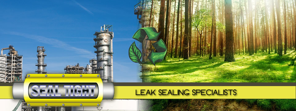 Leak Sealing Services : Seal tight